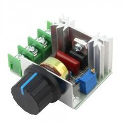 220V 2000W - ściemniacze sterujące LED - przełącznik elektroniczny - regulator prędkości - SCR termostat regulatora napięcia