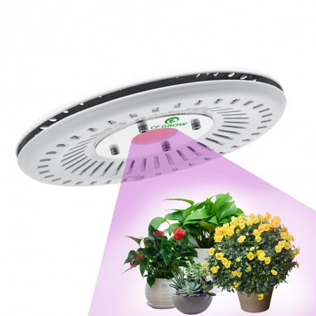 100W COB Led grow light - full spectrum -hydroponic - waterproof IP67