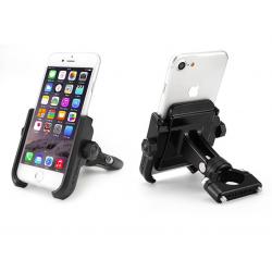 Motocyklowy zmodyfikowany uchwyt na telefon