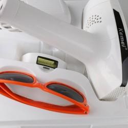 KEMEI Pro Electric Female legs Laser Epilator