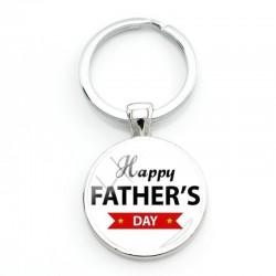 Happy Fathers Day - llavero