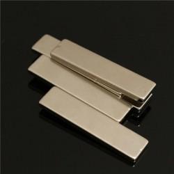 N35 strong neodymium magnet block 40 * 10 * 3mm - 5 pieces