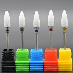 Hot Ceramic Nail Drill Bit