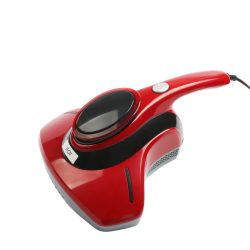 JIQI Handheld Stofzuiger Stof Veegmachine Bed Mijt Collector Mini UV Sterilisator Matras Acarus Dode