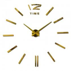 2019 Venta caliente reloj de pared grande decorativo Relojes de pared decoracin para el hogar diy r