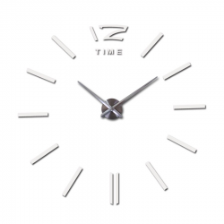 2019 vendita calda orologio da parete grande orologio decorativo orologi da parete home decor fai da
