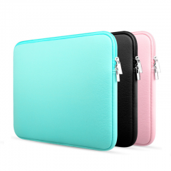 """Neoprene laptop notebook case for 11""""12""""13""""15""""15.6"""" for Macbook Pro Air"""