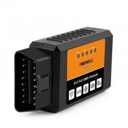 FW601 universal OBD2 WIFI ELM327 V 1.5 scanner for iPhone IOS