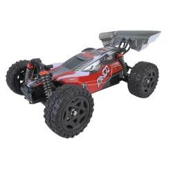 Auto RC REMO 1655 1/16 2.4G 4WD - impermeabile - senza spazzole - fuoristrada
