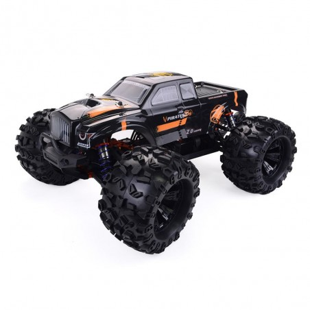 ZD Racing MT8 Pirates3 1/8 2.4G 4WD 90km/h electric RC car - RTR model