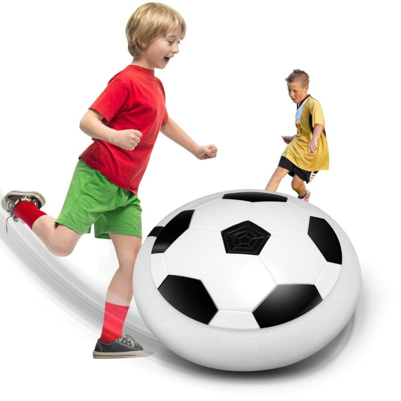 Hot Hover Bal LED Licht Knipperen Collectie Air Power Voetbal Disc Indoor Voetbal Speelgoed Multi-op