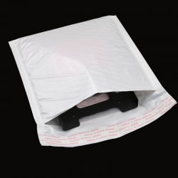 50 Pieces Of Different Specifications White Bag Envelope Foam