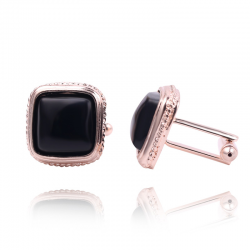 Luxury men's cufflinks