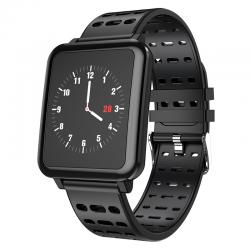Smartwatch con pedometro e monitor cardiaco Q8 IP67 impermeabile bluetooth