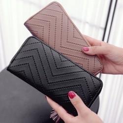 Lange Brieftasche Frauen Geldbrsen Quaste Mode Geldbrse Karte Halter Brieftaschen Weibliche Hohe Q