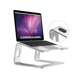 Przenośny aluminiowy stojak na laptopa z chłodzeniem
