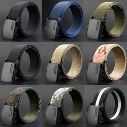 Cintura ajustable de nylon con hebilla automàtica