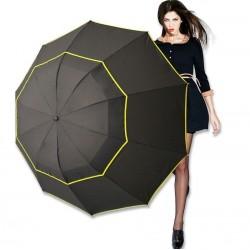 130 cm Big Top Qualitt Regenschirm Mnner Regen Frau Winddicht Groe Paraguas Mnnlichen Frauen Son