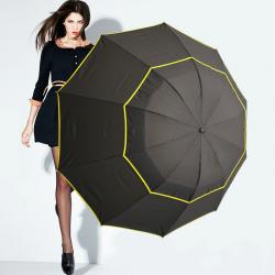 Paraguas grande antivento 130cm