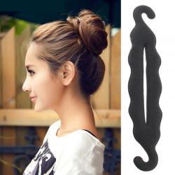 Ekspres do zrobienia pączka z włosów - spinka do włosów