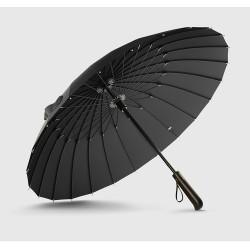 Parapluie anti vent en fibre de verre