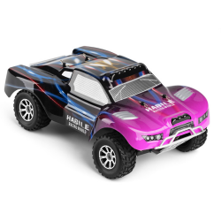 Wltoys 18403 1/18 2.4G 4WD RC car - electric short course vehicle - RTR model