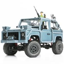 MN96 1/12 2.4G 4WD proporcjonalne sterowanie - samochód RC z Led - samochód terenowy RTR