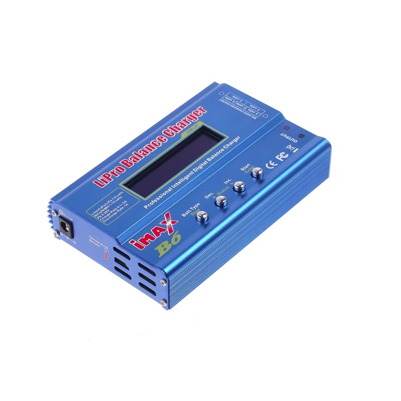 iMAX B6 Digital RC Lipo battery balance charger