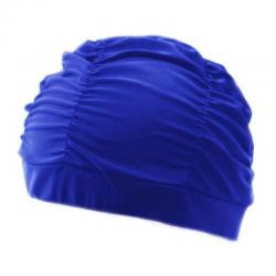 Bonnet de bain en nylon élastique - unisexe