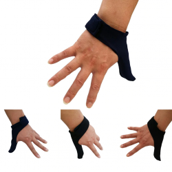 Universal sports thumb protector for bowling game