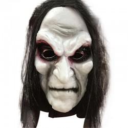3D zombie - pełna maska Halloween
