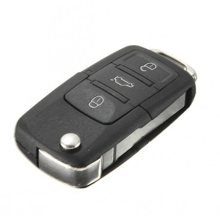 VW Flip Remote Key Case Shell - Golf Passat Polo Jetta Touran