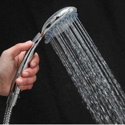 Shower Head Chrome Mode 5