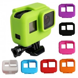 Silicone protective case for GoPro Hero 5 6 7
