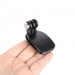 Quick clip mount for Gopro Hero 4/3+/3/2 SJ4000 SJCAM Xiaomi Yi