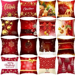 Christmas cushion covers 45 * 45 cm