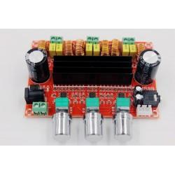 12-24V TPA3116 D2 50Wx2 100W - cyfrowy subwoofer audio - płytka wzmacniacza mocy