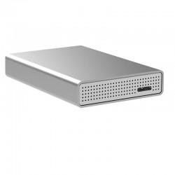 Dysk twardy Caddy 2,5 '' - obudowa zewnętrznego dysku twardego sata SSD 15 mm - USB 3.0