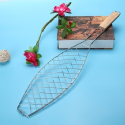 BBQ grill rack for meat - fish - vegetables
