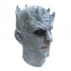 The Night King - Vollgesichtsmaske aus Latex für Halloween