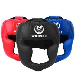 Kick boxing helmet - unisex - training equipment