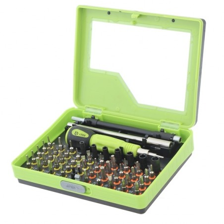 Professional 54 en 1 Kit de réparation tournevis