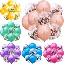 """Ballons décoratifs en latex 12 """"- 10 pièces"""