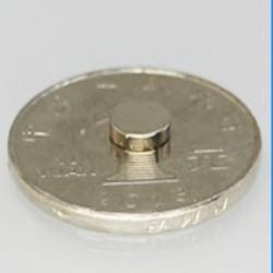 N35 Neodymium strong round cylinder magnet 6 * 1.5mm 100 pieces