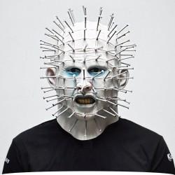 Horror Halloweenowa maska na całą twarz