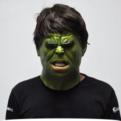 Halloweenowa realistyczna maska lateksowa na całą twarz