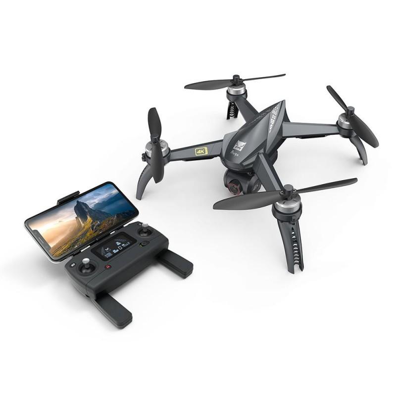 MJX Bugs 5W B5W 5G WIFI FPV - Cámara 4K - GPS - altitude hold - RC Drone Quadcopter - RTF