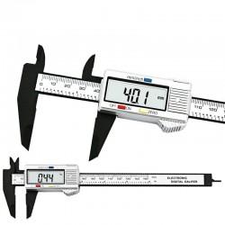 Calibrador vernier digital de 150 mm - micrómetro electrónico - herramienta de medición
