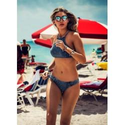 Dwuczęściowy strój kąpielowy - komplet bikini