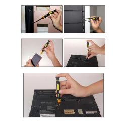 51 W 1 K-T9051 Profesjonalny Zestaw Do Otwierania Śrubokręty Smartphone Kamera